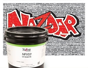 NFX57 High Gloss Anti-Graffiti Clear